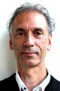 Portret Hein Hendriks